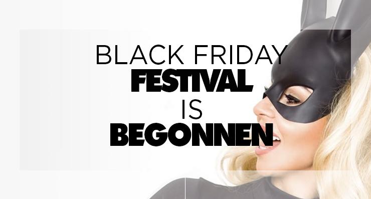 Black Friday Festival Willie.nl